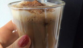 Soja cappuccino