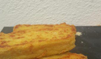 Tofu van kikkererwten