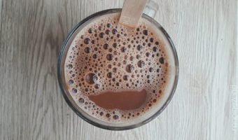 Warme chocolademelk van cacao | Lactose en suikervrij